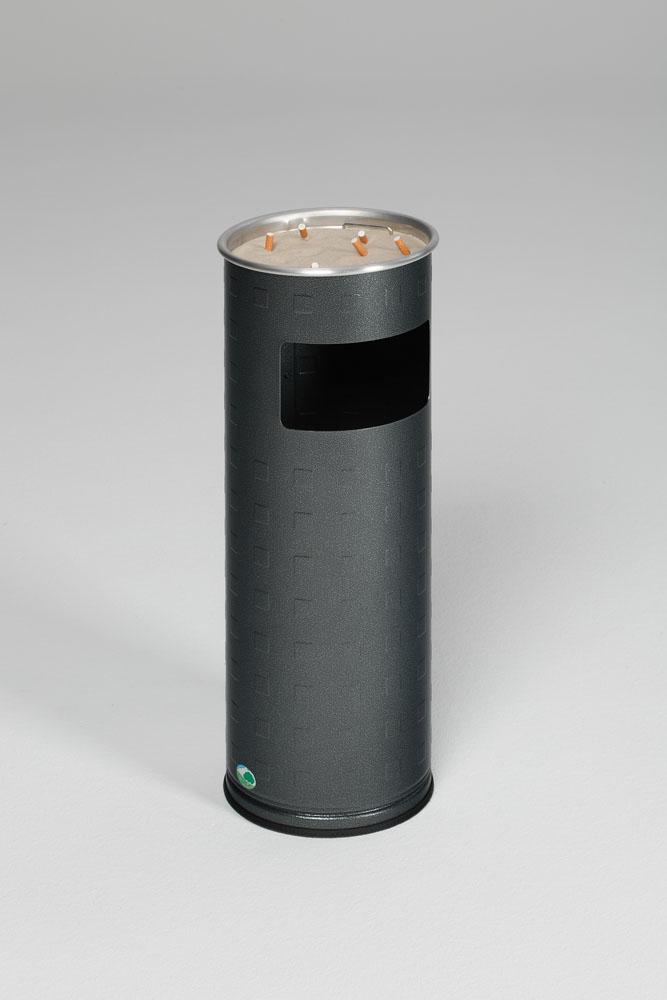 cendriers poubelles. Black Bedroom Furniture Sets. Home Design Ideas